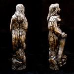 Freyja statue