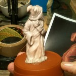 Sculpting a Jawa