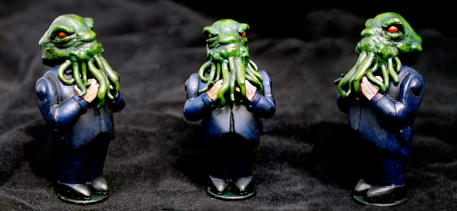 The admirable Cthulhu