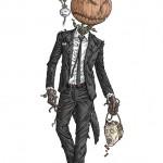 Jack O'Lantern as designed by Michael Bukowski https://yog-blogsoth.blogspot.co.uk