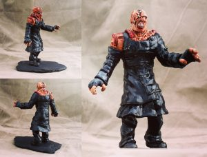 Finished Resident Evil Nemesis