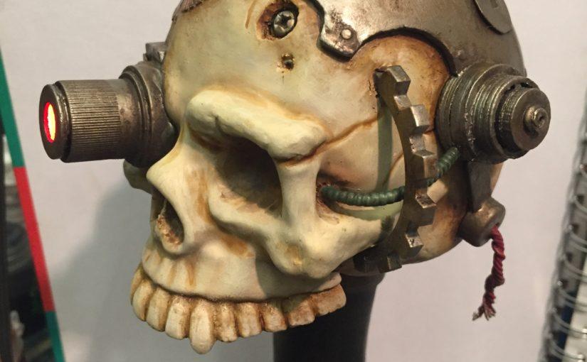 Skully the Servoskull