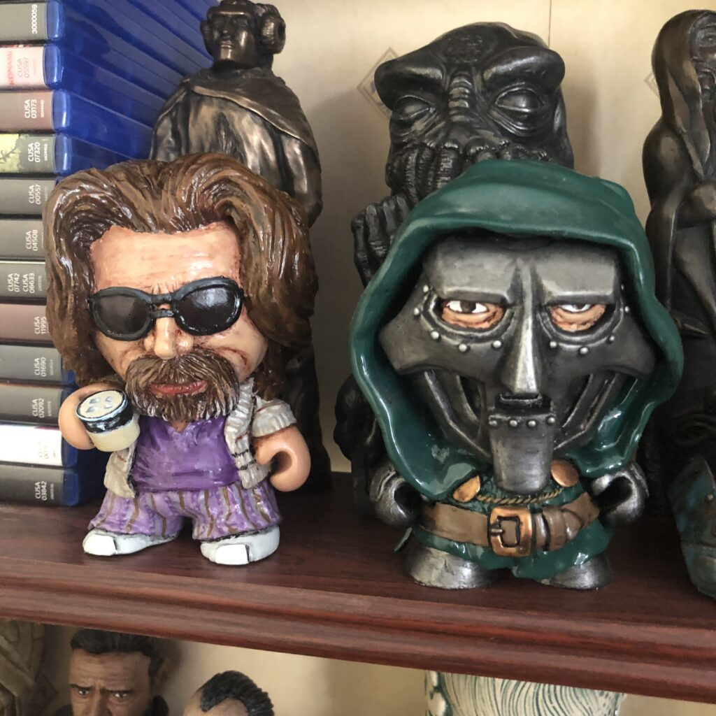 Lebowski and Doom